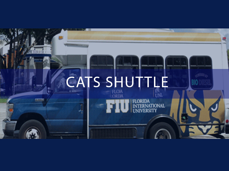 Cats Shuttle Selection