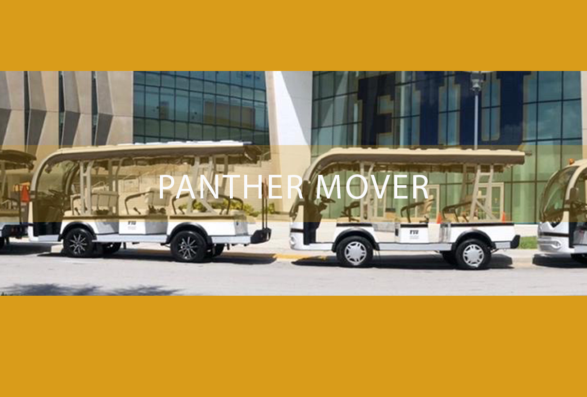 Panther Mover Selection